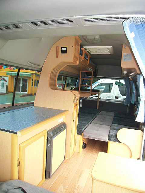 Nissan Caravan Craft Camper Japan Campers Rental