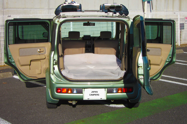 Multi Purpose Car Japan Campers Rental Motorhome Rv Camper Van